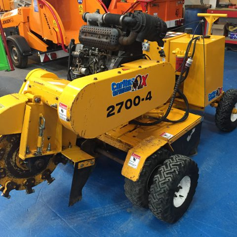 Carlton 2700-4 Stump Grinder