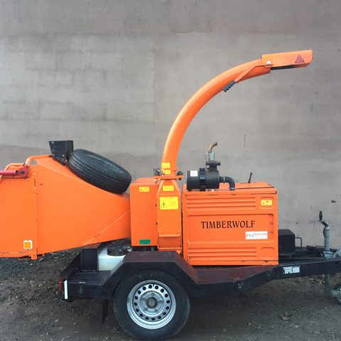 Timberwolf TW190TDHB Woodchipper