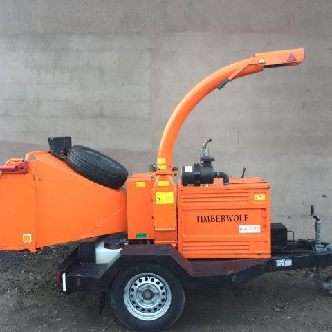 Timberwolf TW190TDHB Woodchipper
