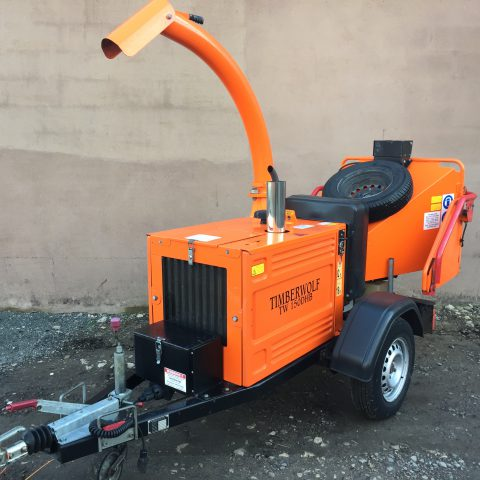 Timberwolf TW150DHB Woodchipper
