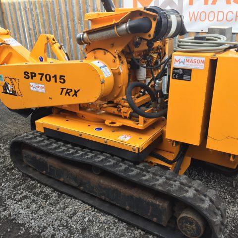 Carlton SP7015TRX Stump Grinder