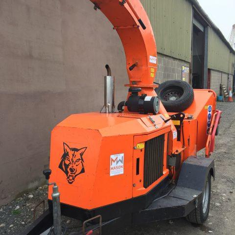 Timberwolf TW426TDHB Shredder