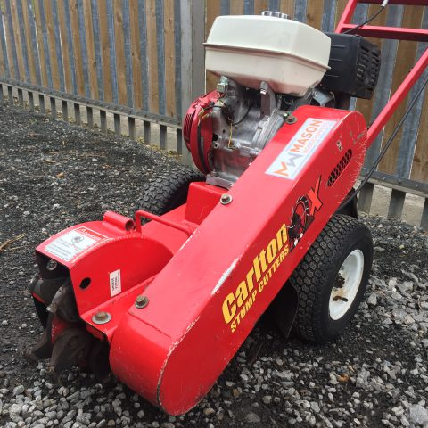 Carlton 900H Stump Grinder