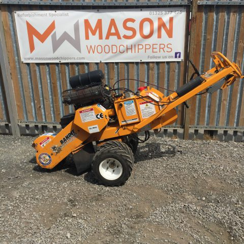Bandit HB20N Stump Grinder