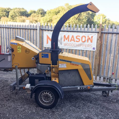 Schliesing 175 MX Woodchipper