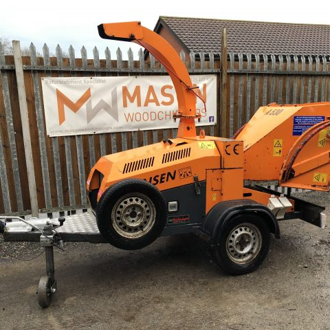 Timberwolf A530 Woodchipper