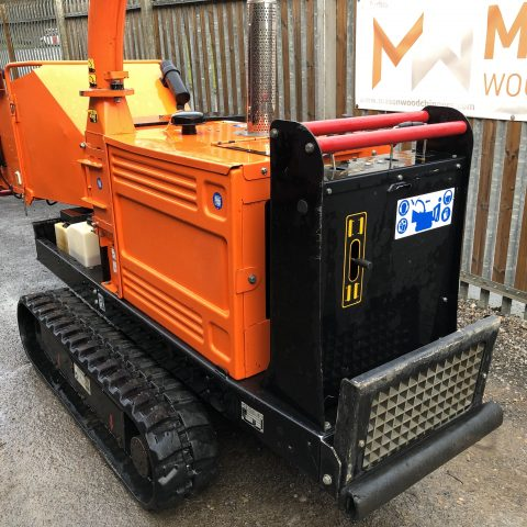 Timberwolf TW230VTR Woodchipper
