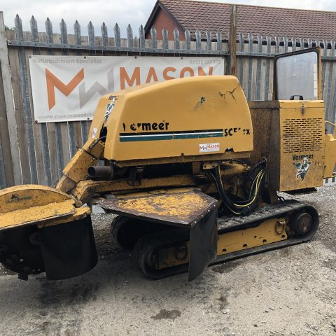 Mason Woodchippers - The BEST Refurbished & Used Woodchippers